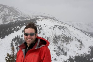 Portrait at Berthoud Pass