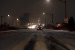 I-70 Snow